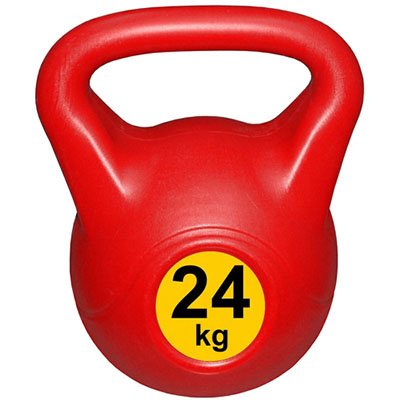 Гиря 24 кг Leco