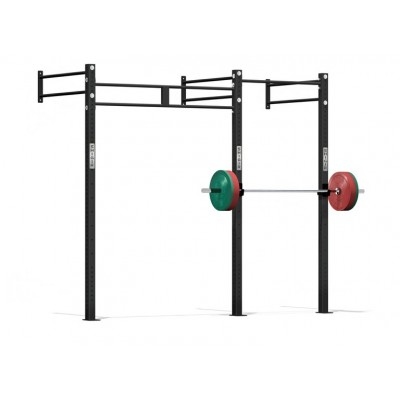 1-3 ( к стене), Силовая рама для зон функционального тренинга