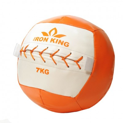 Медбол Iron King 7 кг