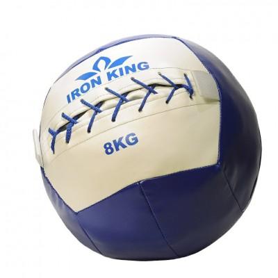 Медбол Iron King 8 кг
