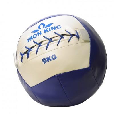 Медбол Iron King 9 кг